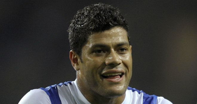 Hulk: Has been tipped for an Andre Villas-Boas reunion at Chelsea