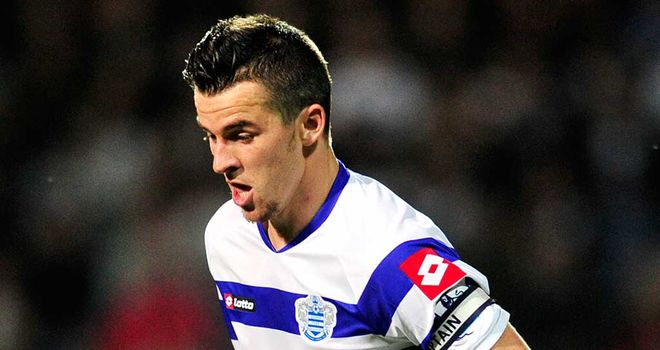 Joey Barton: Queens Park Rangers midfielder has been praised by Clint Hill for his recent rallying cry