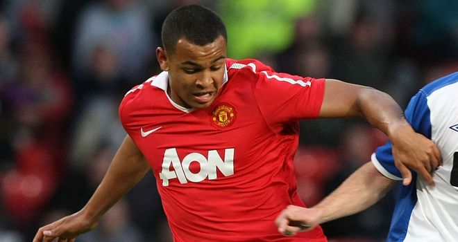 Joshua King: The forward has spent time away from Manchester United in loan moves