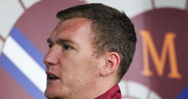 Kevin Kyle: Looking to earn a full-time deal at St Johnstone