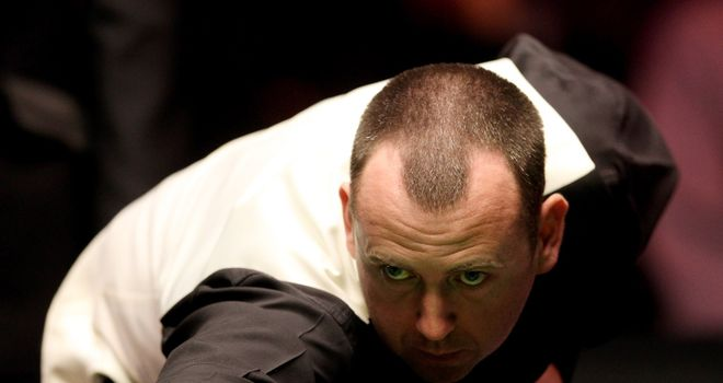 Mark Williams: Welshman is not a fan of the World Championship venue