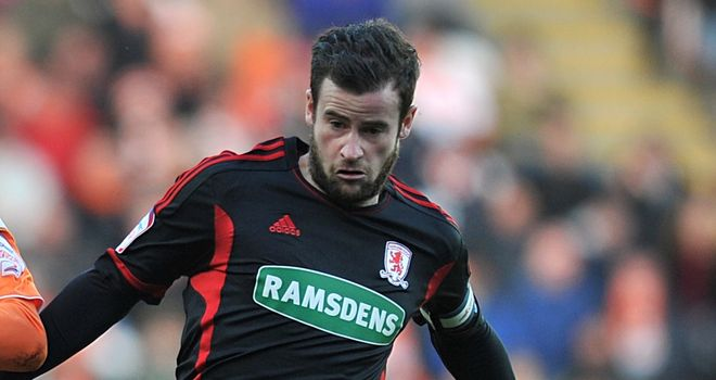 Matthew Bates: Defender leaves Middlesbrough after rejecting contract offer