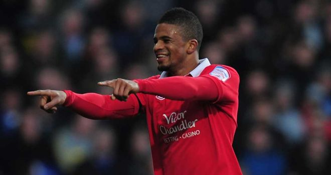 Garath McCleary: Out of contract in the summer, but Steve Cotterill hopes to keep him