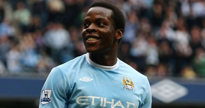 Nedum Onuoha: Could be set for QPR after Hoops boss Mark Hughes confirmed his interest in the Manchester City defender
