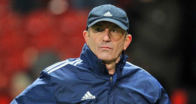 Tony Pulis: Admits Thomas Sorensen is not happy about his decision to drop the player