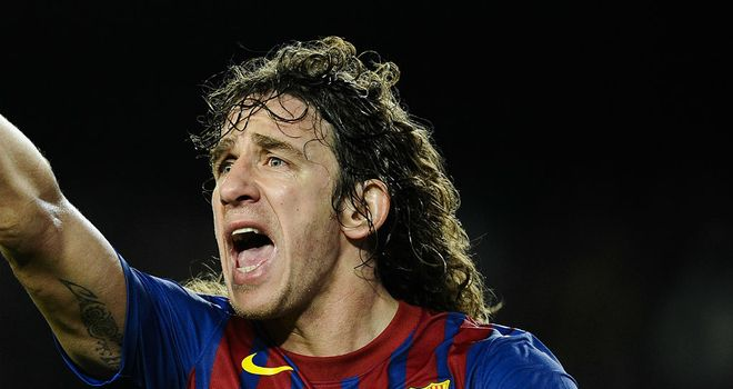 Carles Puyol: Feels valued by Barcelona and says talks over a new deal are progressing well