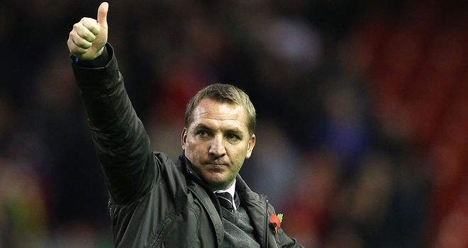 Brendan Rodgers: Has earned plaudits for his work at Swansea this season
