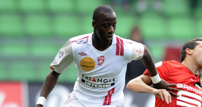 Samba Diakite: Nancy midfielder has agreed to join Queens Park Rangers on loan