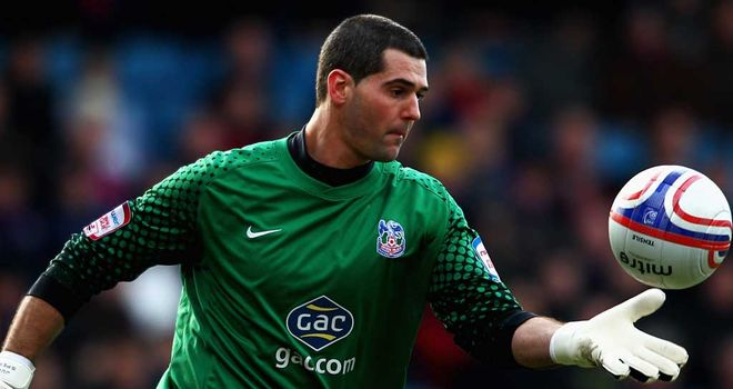 Julian Speroni: Confident of beating Watford on Friday night