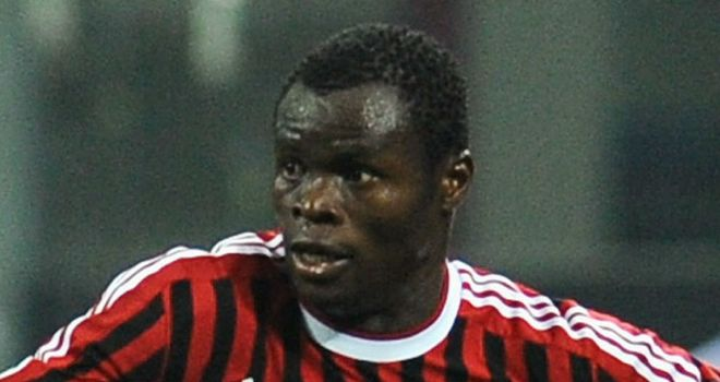 Taye Taiwo: The defender has signed for QPR until the end of the season