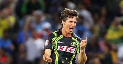Brad Hogg: Included in Australia squad for ICC Wotrld Twenty20