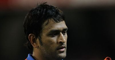 MS Dhoni: Hit the winning runs for India