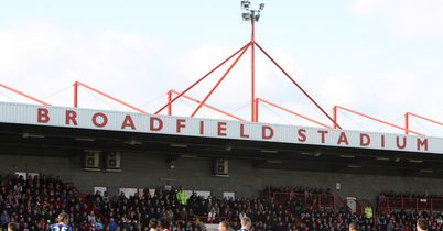 Broadfield Stadium: Home to the Red Devils