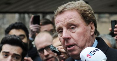 Harry Redknapp: Cleared of two charges of cheating the public revenue