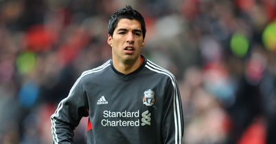 Suarez: Let Liverpool down