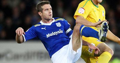 Stephen McPhail: Hoping to win a new deal at Cardiff City