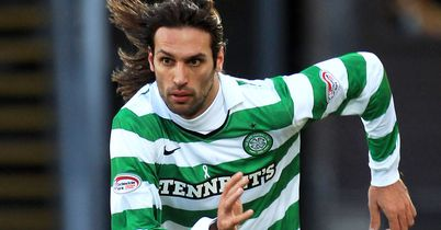 Samaras: Was rested against Motherwell