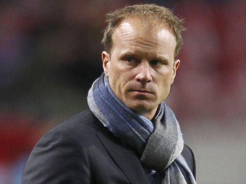 Dennis Bergkamp: Arsenal legend