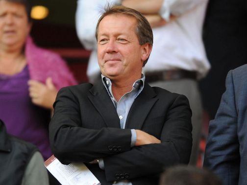 Alan Curbishley: Installed as favourite for Ipswich manager's job