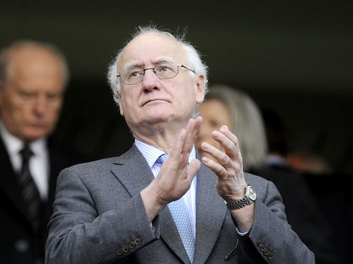 Bruce Buck: Celebrating progress off the field