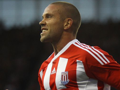 Matthew Upson: Stoke defender loaned to Brighton