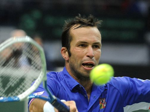 Radek Stepanek: Included in Czech team