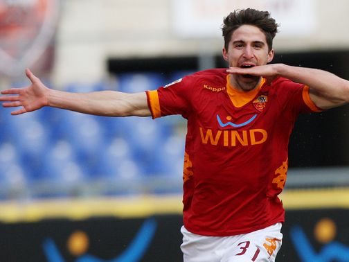 Fabio Borini: Joins Liverpool on long-term deal