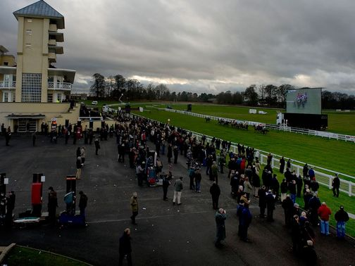 Towcester: Goes ahead as planned