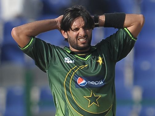 Shahid Afridi: Pushing for Pakistan recall
