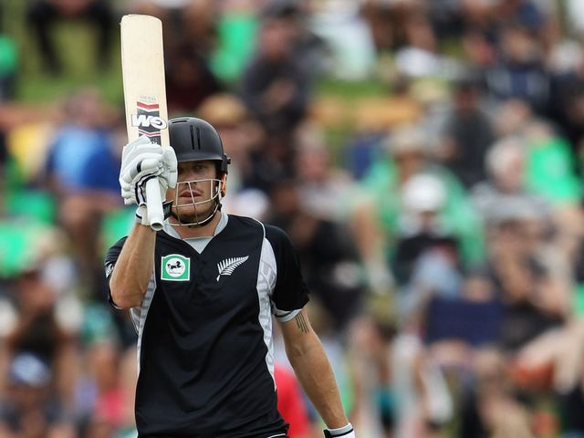 Rob Nicol: Hammered 146 in Whangarei