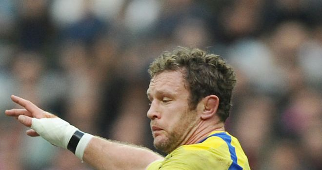 Jason White: Has confirmed he will leave Clermont in the summer