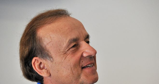 Gernot Rohr: His Niger side held their own against DR Congo