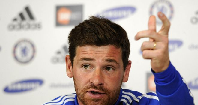 Andre Villas-Boas: Says Chelsea had nothing to do with consequences of Capello's departure