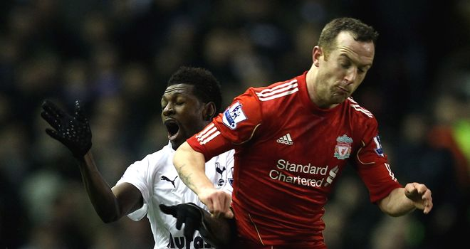 Charlie Adam: Believes a first trophy for Liverpool in six years would be the first step towards success
