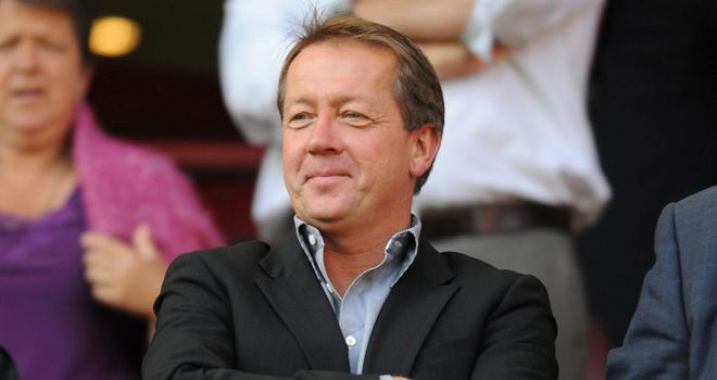 Alan Curbishley: Interested in the managerial vacancy at Wolves, says his agent