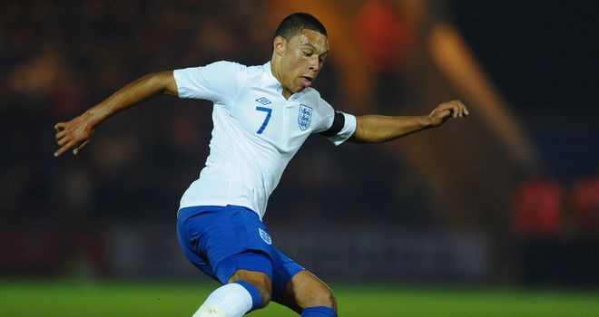 Alex Oxlade-Chamberlain: Bullish over England's chances at Euros