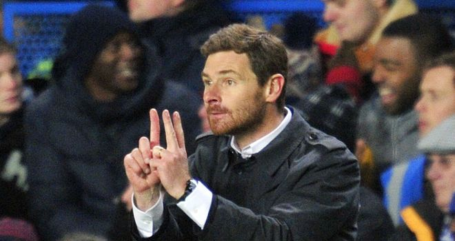 Andre Villas-Boas: Dismissed the significance of Roman Abramovich's presence as Chelsea beat Bolton