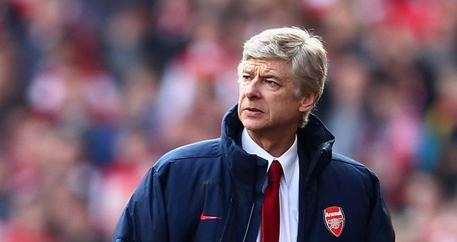Arsene Wenger: Wants Arsenal to finish third as a worst-case scenario