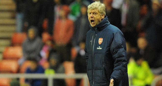 Arsene Wenger: Focused on Tottenham clash after bowing out of the FA Cup