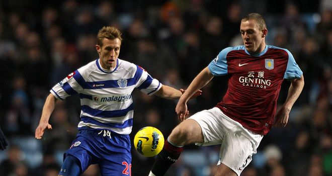 Rob Hulse: The QPR striker wants to stay and fight his way into the first team this season