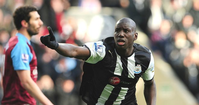 Demba Ba: Looking forward to next season with Newcastle despite speculation