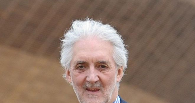 Brian Cookson: Has the support of the IOC