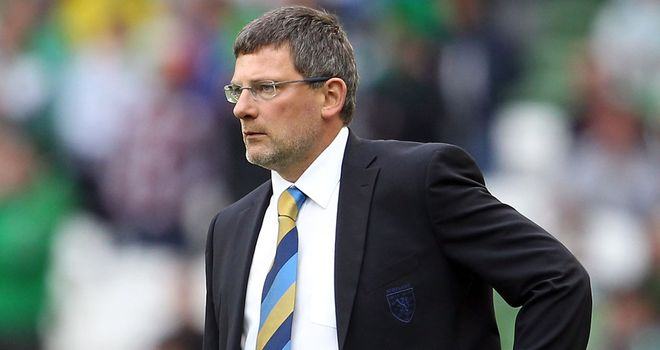 Craig Levein: Will be hoping for a win ahead of next month's qualifiers