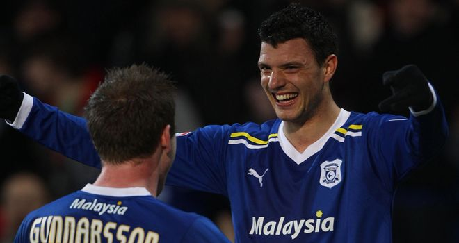 Haris Vuckic: Enjoying loan spell at Cardiff City from Newcastle