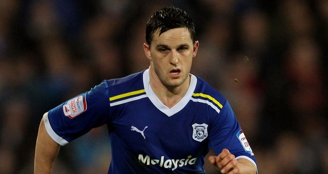 Craig Conway: Cardiff City winger suffered an ankle injury during the 1-1 draw with Watford