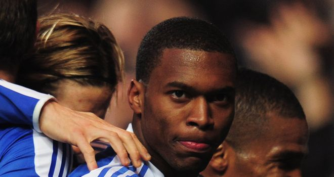 Daniel Sturridge: Youngster has been a useful player for Chelsea this season