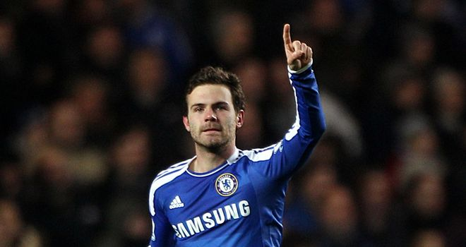Juan Mata: Chelsea midfielder has big ambitions for club and country over the next few months