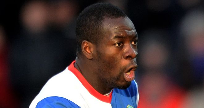Chris Samba: Recently left Blackburn for Russia but Venky's hope nobody will follow him out of club