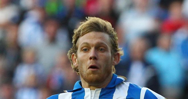 Craig Mackail-Smith: Brighton striker is being targeted by Norwich