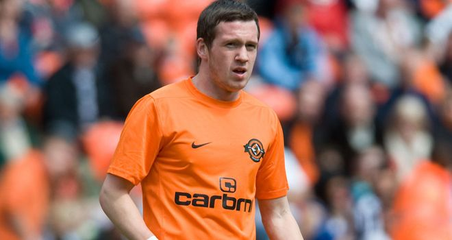 Danny Swanson: Hoping to make a fresh start in England